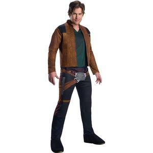 NEW Han Solo Star Wars Costume Men's Small